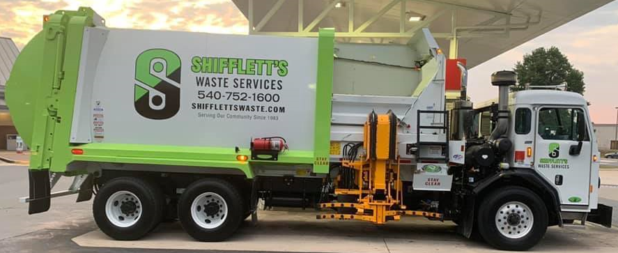 New Trash Service Starting Saturday, January 4, 2020